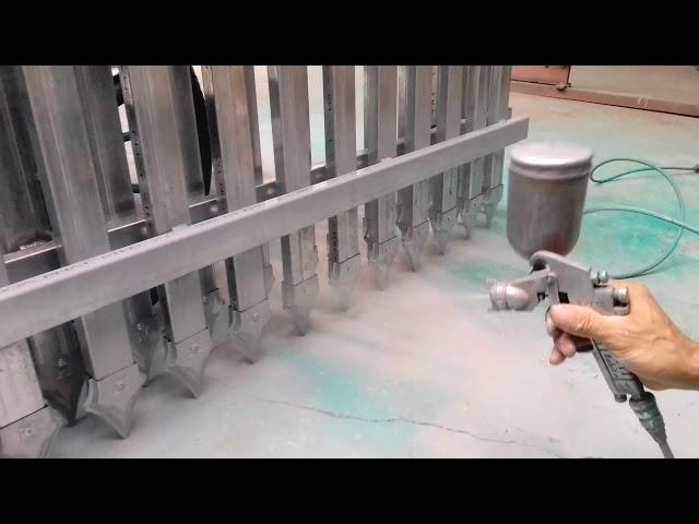 Cách pha và phun sơn đúng kỹ thuật.