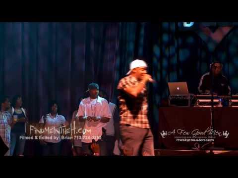Mystikal Live Houston 2010