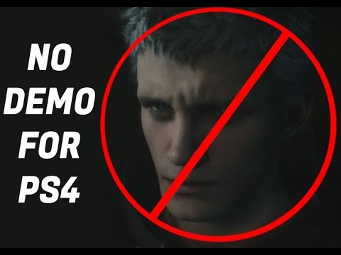No Devil May Cry 5 Demo for PS4 Rant thumbnail