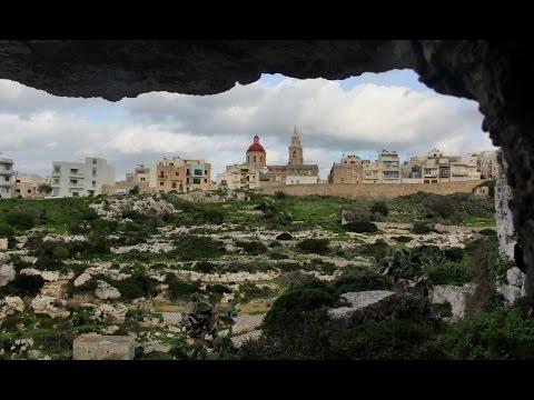 Troglodytic settlements of Mellieħa, Malta