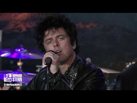 "Download Green Day ""Father of All…"" Live on the Howard Stern Show Mp4 baru"