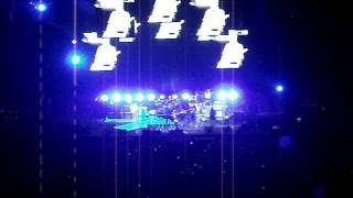 Red Hot Chili Peppers - The O2 (07.11.11) - Can't Stop