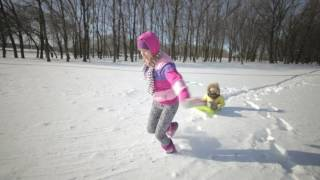 How can I get my kids to play outside?