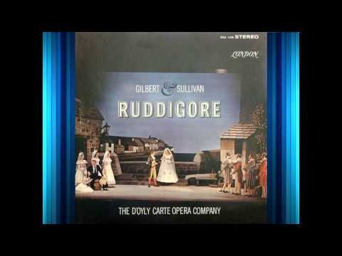 Ruddigore (Act 1, CORRECTED)--G&S--D'Oyly Carte