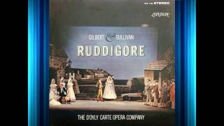 Video Ruddigore (Act 1, CORRECTED)--G&S--D'Oyly Carte download MP3, 3GP, MP4, WEBM, AVI, FLV Oktober 2017
