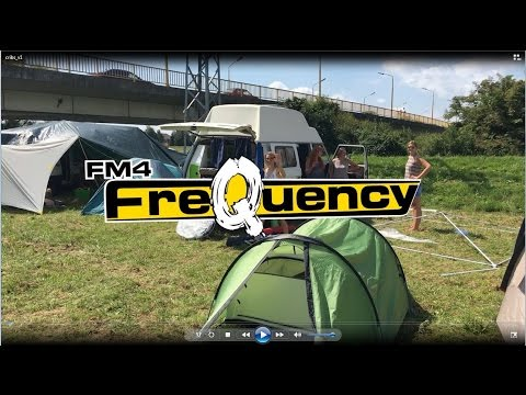 FM4 Cribs @ FM4 Frequency 2016