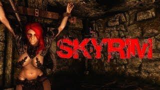 Skyrim: Alicia the Slave Girl (18+)