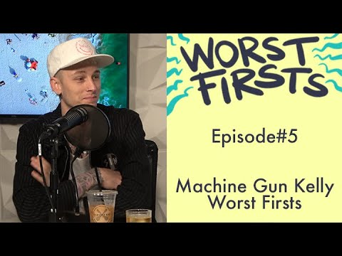 Machine Gun Kelly, Tommy Lee and Rules of the Road | Worst Firsts Podcast with Brittany Furlan