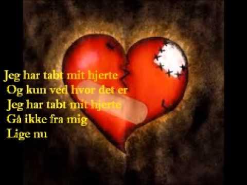 Anne Linnet - Tabt mit hjerte - Lyrics