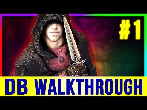 Skyrim Let's Play Dark Brotherhood Walkthrough Part 1 (Modded Gameplay ESO)