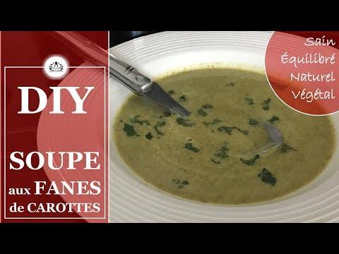 ☯-soupe-aux-fanes-de-carottes-:-recette-express-🌿-diy-healthy-☯