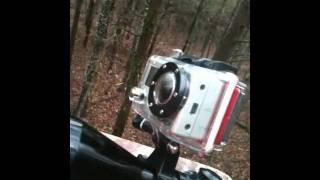 Deer Hunting Camera Set Up GoPro & Flip