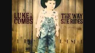 The way she rides luke combs