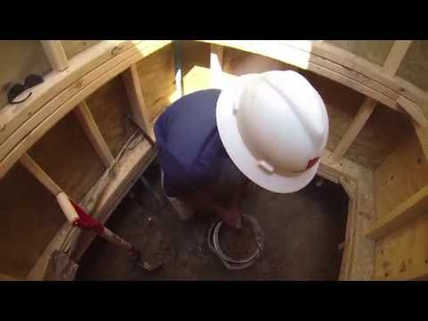 Finishing up the Well