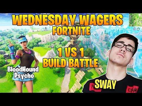Wednesday Wagers Round 2 !! ( Faze Sway VS BH Physcho )