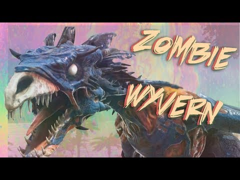 How to Spawn Zombie Wyverns w/ Admin Commands