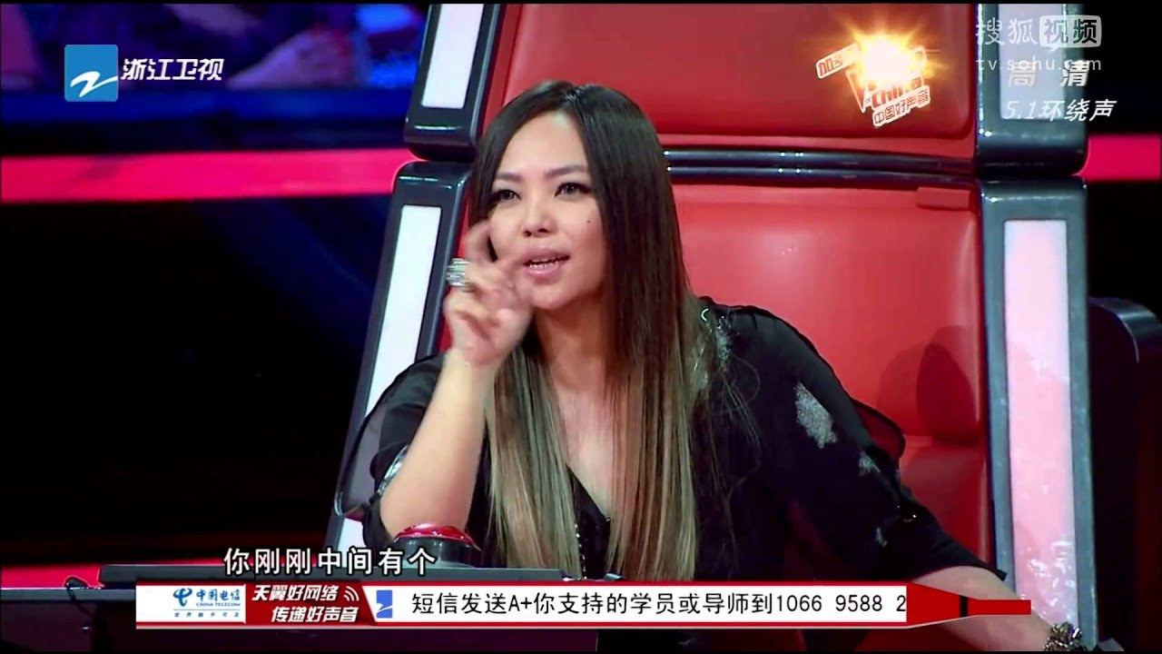 中國好聲音 0802 第二季 第四期 HD完整版 - YouTube