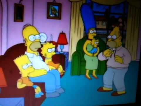 Simpsons - Funky Grandpa
