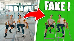 ON VOUS A MENTI... NOS URBEX SONT FAKE ?