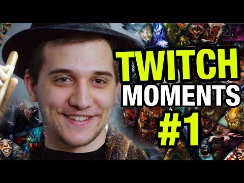ARTEEZY AMAZING CS AND SLACKS REKT - THE BEST OF DOTA 2 TWITCH MOMENTS EP 1