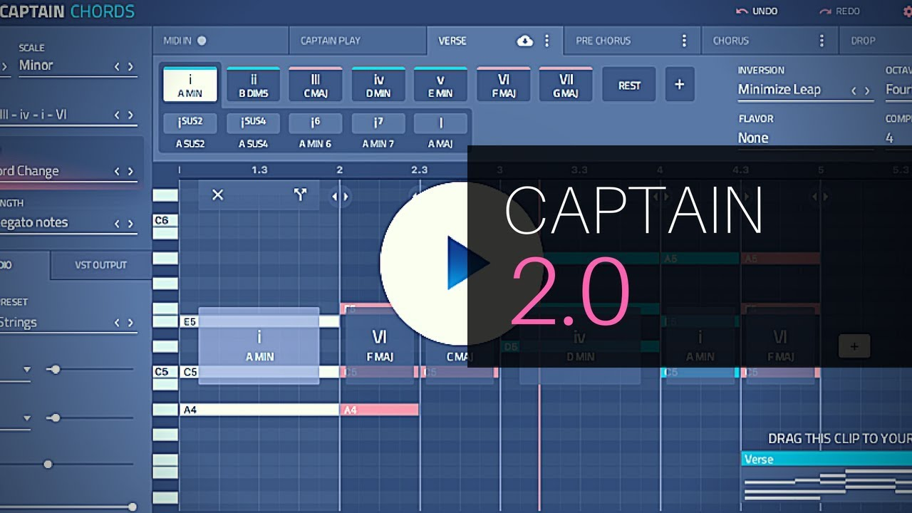 Captain Chords 2 0 Update | Quick Chords Quick Beats (Ableton 10)