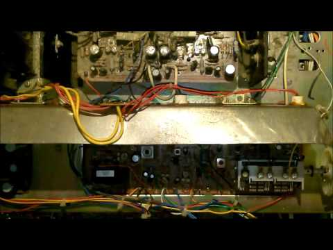 A Crusty MCS Audio AM / FM Stereo Receiver Part 2