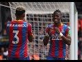 Video Gol Pertandingan Crystal Palace vs West Bromwich Albion