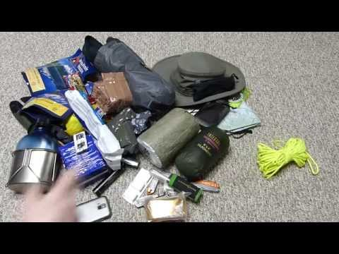 10 Essentials Items For Wilderness Emergency Survival Kit