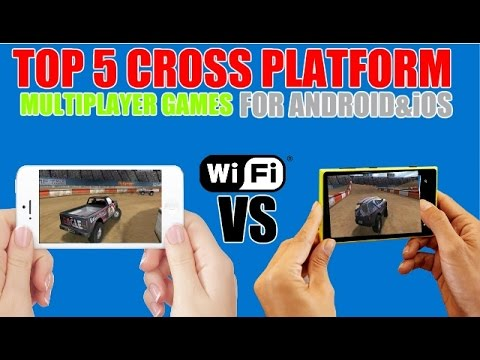 Top 5 Cross Platform Multiplayer Games For Android & IOS Via WIFI (PART 1)