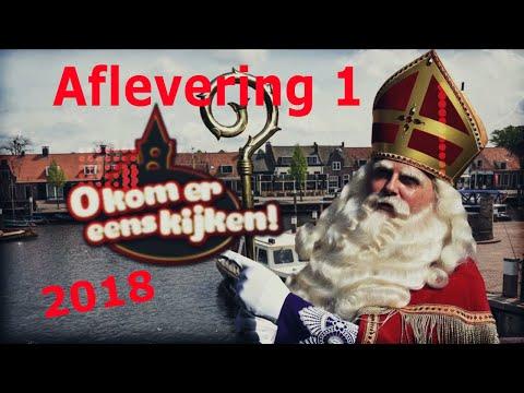 Elburger Sinterklaasjournaal Aflevering 1 - LOEmedia Elburg