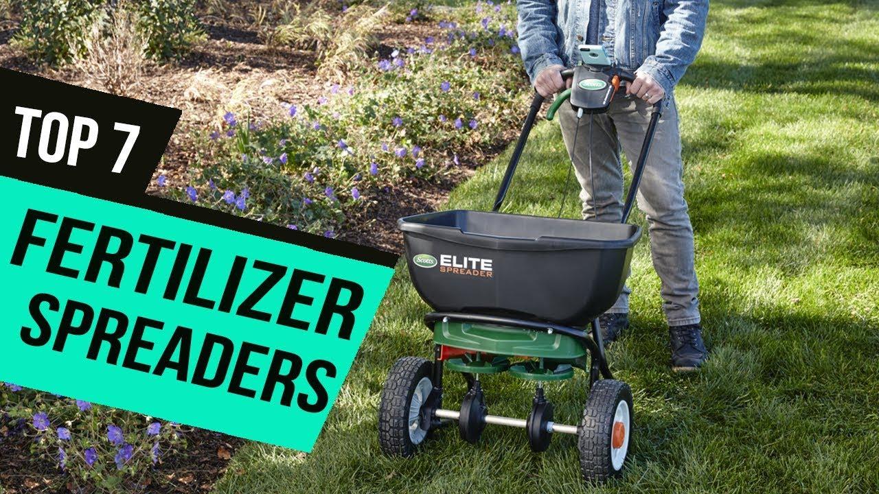 An Unbiased View of Best Push Lawn Fertilizer Spreader