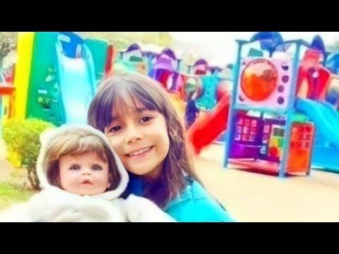 Parque TERRA DA MAGIA COM SOFIA, minha Adora Doll ★ Diversão no Playground! Férias Serra Negra 2016