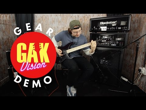 GAK DEMO : HIGH GAIN METAL AMP HEAD SHOOTOUT