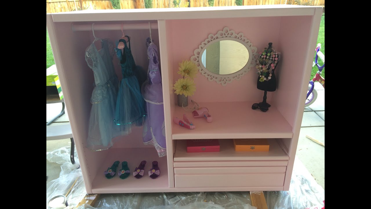 Bon Homemade Entertainment Dressup U0026 Vanity Center   YouTube