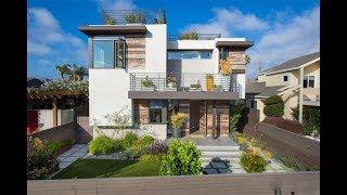 Coastal and Modern Smart Home in Marina Del Rey, California
