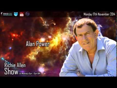 Author Alan Power Prince Philip had MI6 murder Princess Diana