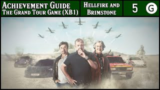 Dwaggienite - Achievement Guide - The Grand Tour Game (XB1) - 5G - Hellfire and Brimstone