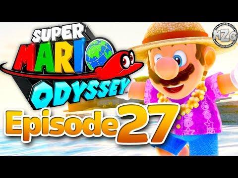 Return to Seaside Kingdom! - Super Mario Odyssey - Episode 27