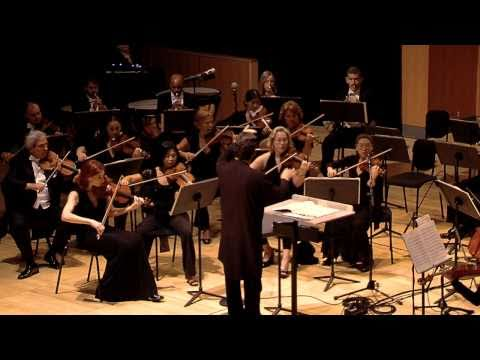 The Chamber Orchestra of Philadelphia performs Mozart's 41st Symphony (excerpt)