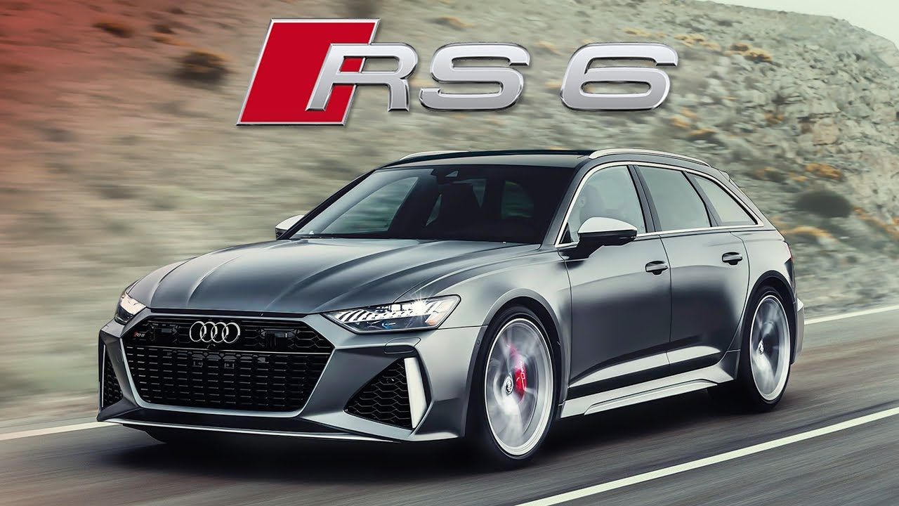 2021 audi rs6 avant in depth look  better than mercedes