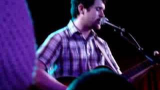 jesse lacey - play crack the sky jul 17, 2008