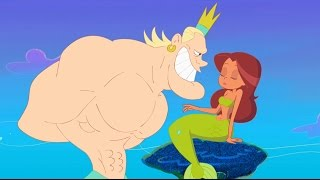 Zig & Sharko - King Neptune's court (S01E03) Full Episode in HD