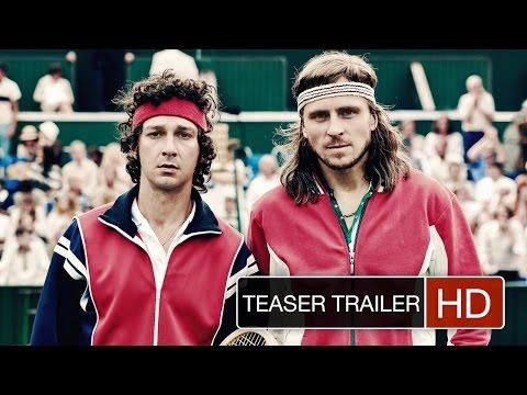 BORG McENROE - Teaser Trailer Ufficiale Italiano