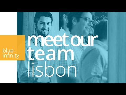 Meet our team / Lisbon