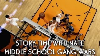 Middle School Gang Wars (Story Time)