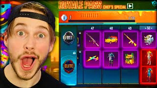 NEW ROYALE PASS 😱🔥