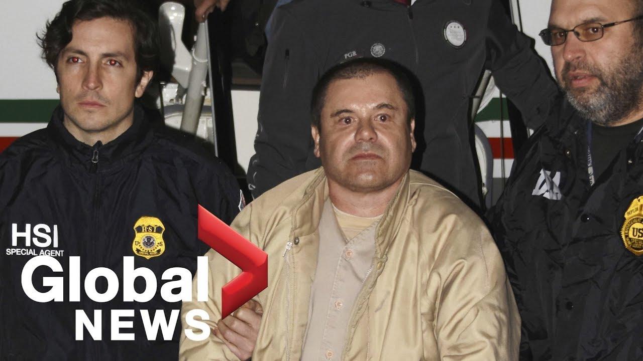 Download El Chapo guilty verdict is 'justice' for overdose victims, DEA agent says