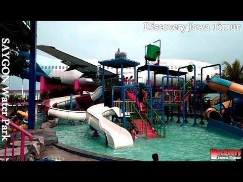 SAYGON Water Park • Pasuruan • 2018 • [HD]