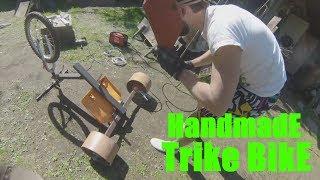 Как сделать Дрифт Трайк Байк (Drift Trikes Bike DTB Moscow)