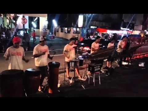 Indonesian traditional street music - Malioboro